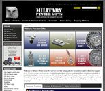Military Pewter Gifts